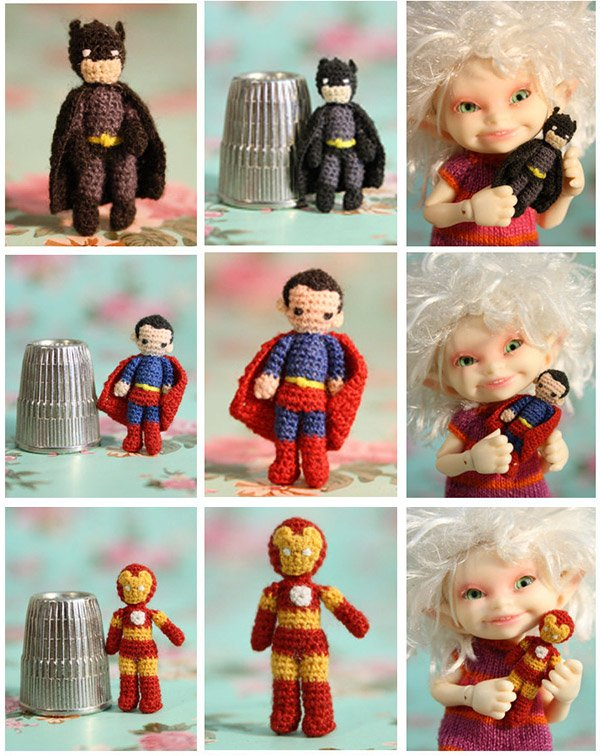 tiny superheroes 2