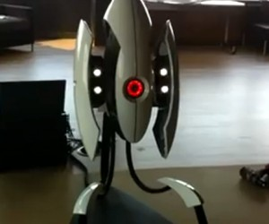 Valve Portal Turret Replica is Different from All Other Portal Turret Replicas