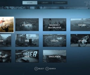 Valve Launches Steam Big Picture Mode Beta