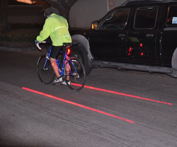 xfire bike light laser