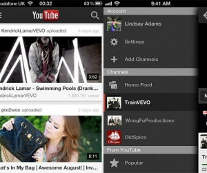 YouTube Launches Official iPhone App