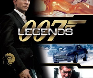 007 Legends Video Game Now Shipping: No, I Expect You to Play, Mr. Bond.
