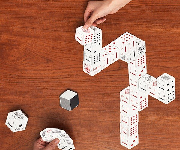 Rocca Brings 3D to Card Games