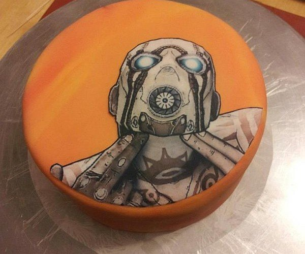 Borderlands 2 Psycho Cake Screams out to be Eaten