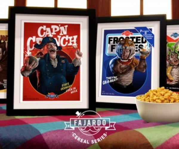 If Cereal Mascots Were Drawn Realistically, I'd Pass on Breakfast