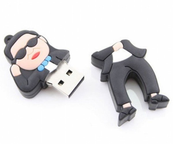 PSY Flash Drive Stores Data to the Beat of Gangnam Style