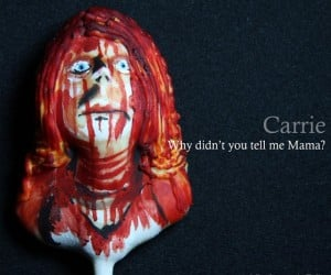 Horror Cake Pops are Too Scary to Eat