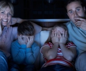 Horror Movies Scare Those Extra Pounds Away