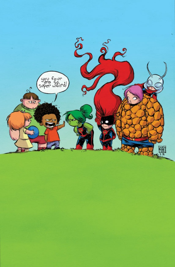 Marvel S Superheroes Were Babies Once Upon A Time Technabob
