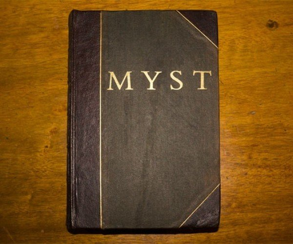 Now You Can Play Myst in an Actual Book