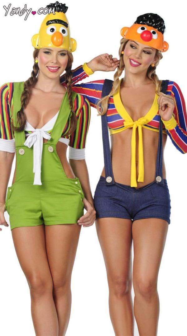 Sexy Sesame Street Costumes