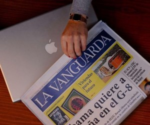Urban Camouflage Case Turns Your Laptop into a Newspaper