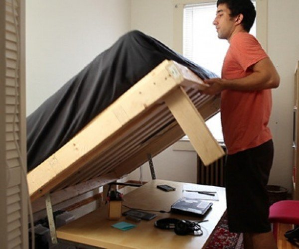 UrbanDesk Goes from Bed to Desk (and Vice Versa) in an Instant