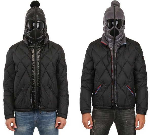 ai hooded goggle jacket