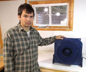 Guy Builds Own Air Raid Siren, Neighbors Probably Not Too Happy