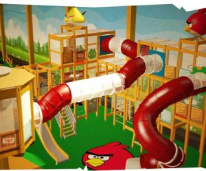 Angry Birds Activity Parks to Hit Finland This Year