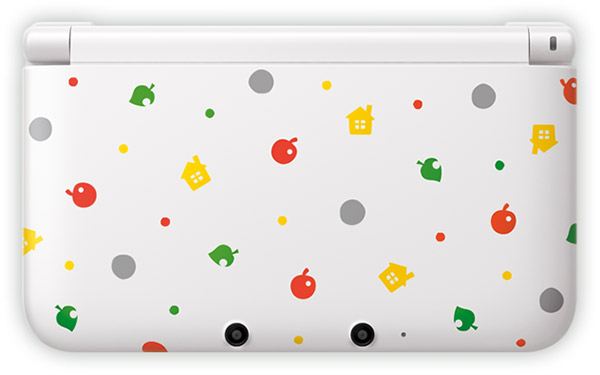 animal crossing 3ds xl