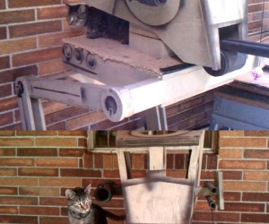 Star Wars AT-ST Cat Playhouse: CAT-ST