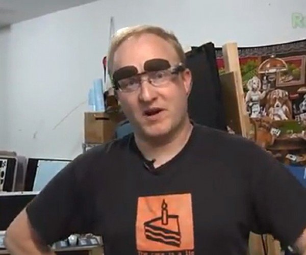 Ben Heck's Bionic Sunglasses Automatically Make You Look Cool When It's Bright