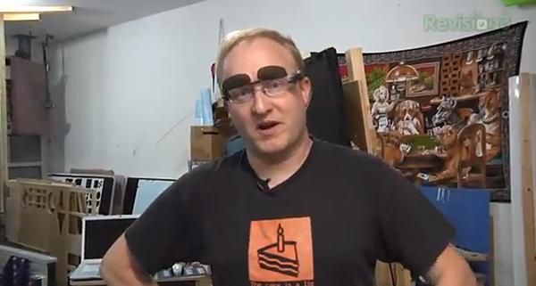 ben heck bionic sunglasses
