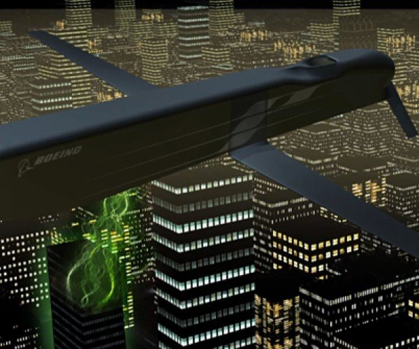 Boeing Missile Only Kills Electronics: Our Ace Against Skynet