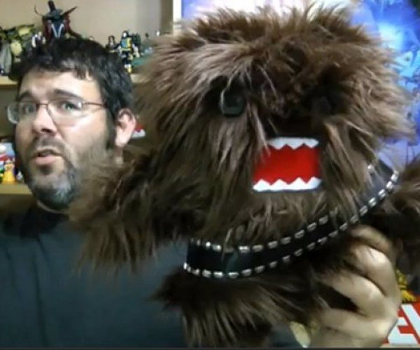 How to Make a Chewbacca Domo