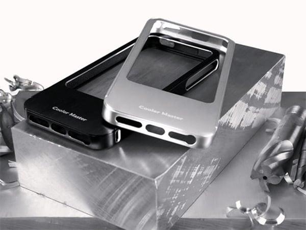 cooler master aluminum bumper iphone 5 case