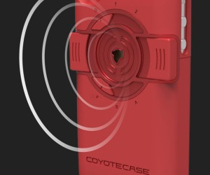 Coyote Case Protects Both Your iPhone & You