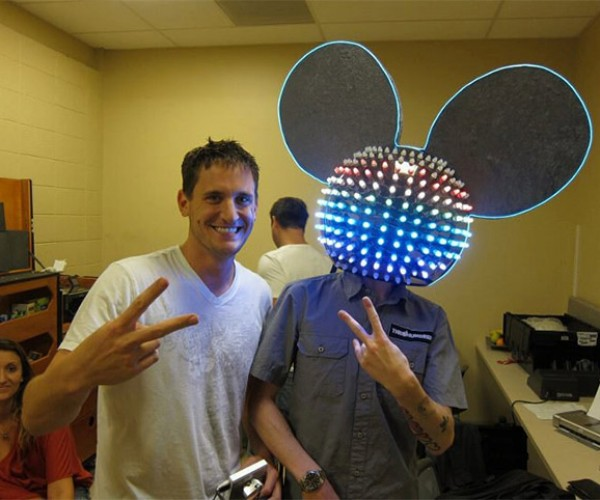 Own Your Own deadmau5 mau5head. Holy 5hit.
