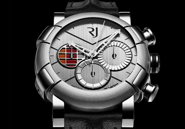 delorean dna watch