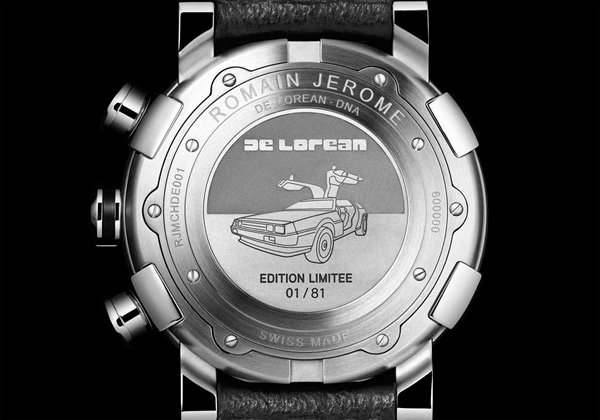 delorean dna watch1