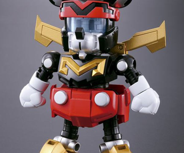 disney super robot chogokin 2