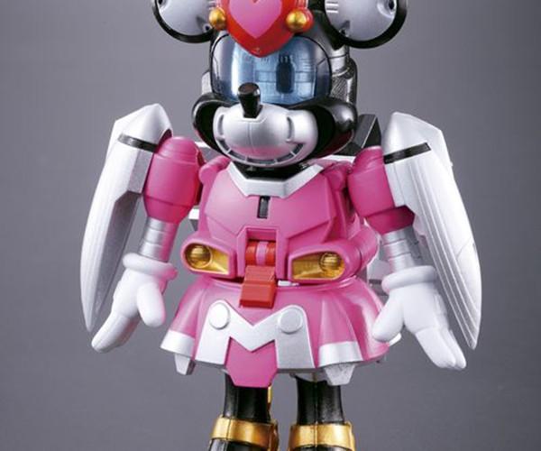 disney super robot chogokin 3
