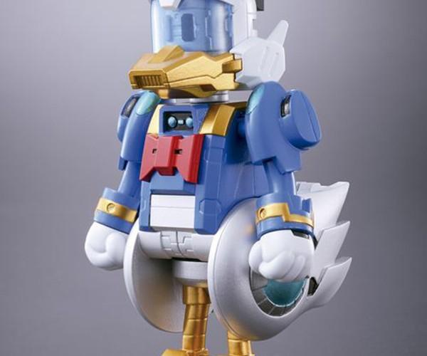 disney super robot chogokin 4