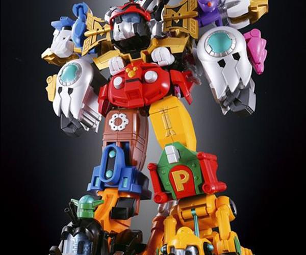 disney super robot chogokin