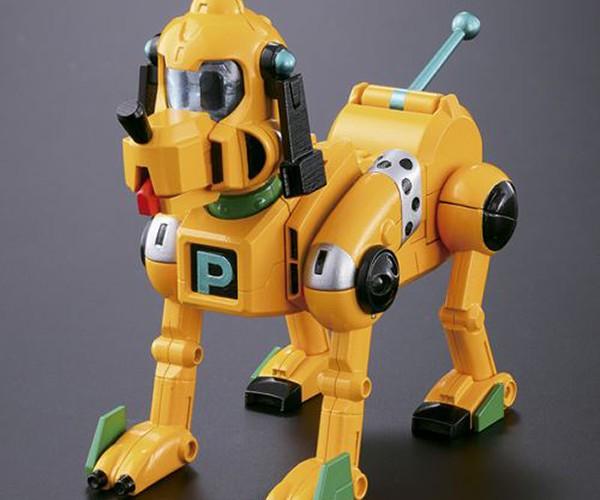 disney super robot chogokin 7