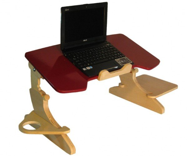 ergoarc 2 laptop desk tray 2