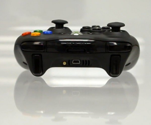 Evil Controllers Rechargeable Xbox 360 Controller Kills AA Batteries (for Good)