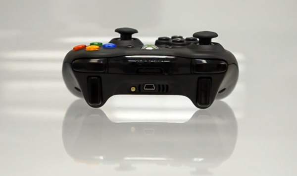 evil controllers rechargeable xbox 360 controller