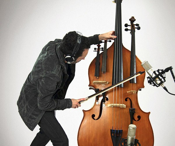 Diego Stocco and His Enchanting Orchestra of Modified Instruments