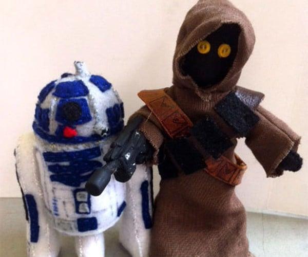 Felt Star Wars Creations: Stitch Wars