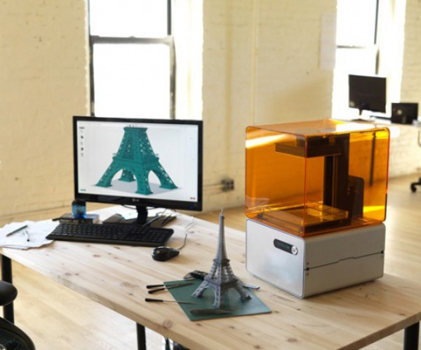 FormLabs Form 1 3D Printer Rustles up $1.4 Million in Kickstarter Funding