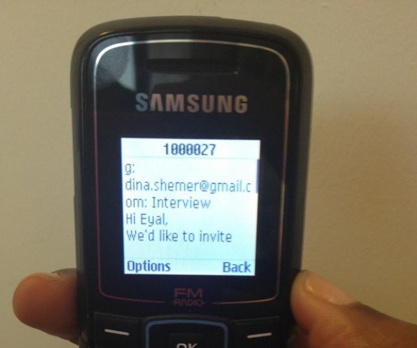 Google Enables Sending & Receiving Gmail via SMS in Some African Countries