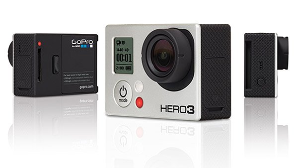 go pro hero 3 black camera