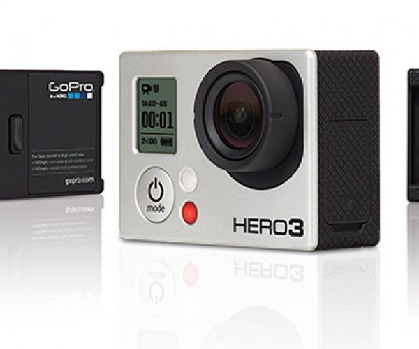 GoPro HERO3 Camera Now Available