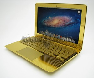 Gold Macbook Air: More Than Worth Its Weight in Gold