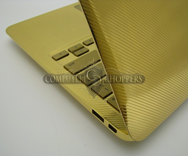 gold macbook air computer choppers 6