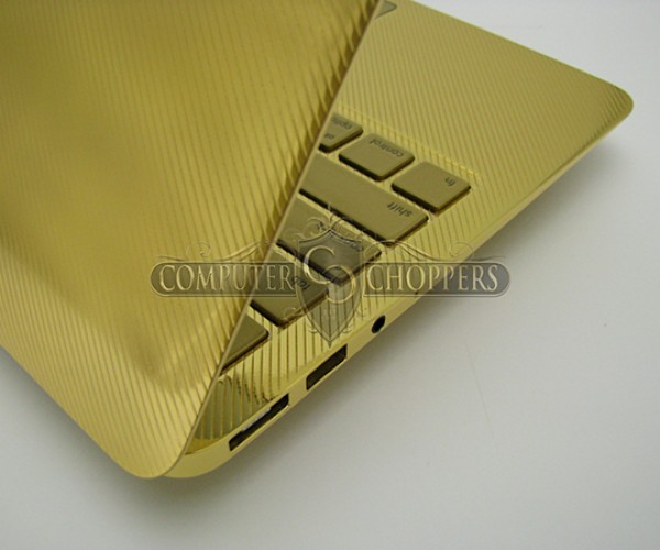 gold macbook air computer choppers 7