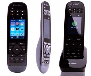 Logitech Harmony Touch Universal Remote: Swipe to Watch TV