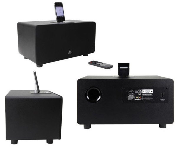 Behringer iNuke BOOM Junior Speaker Dock Goes Through the Shrink Ray
